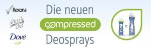 Compressed Deospray