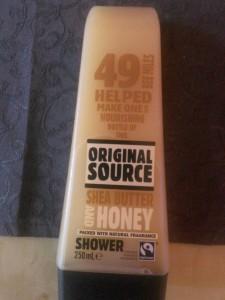 Original Source Shea-Butter and Honey