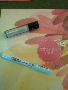 SfmBox Mai RdeL Young Wet&Dry Concealer, Rival de Loop Eyeshadow Base