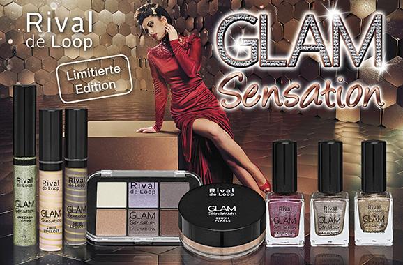 Rival de Loop Glam Sensation Produkte