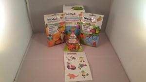 Tetesept Kinderbadespaß Badespaß Box Inhalt