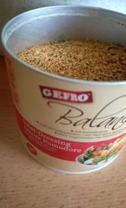 Gefro Balance Salat Dressing Amore Pomodore
