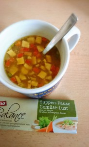 Gefro Balance Suppen-Pause Gemüse Lust fertig