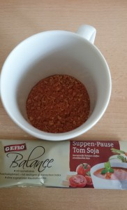 Gefro Balance Suppen-Pause Tom Soja