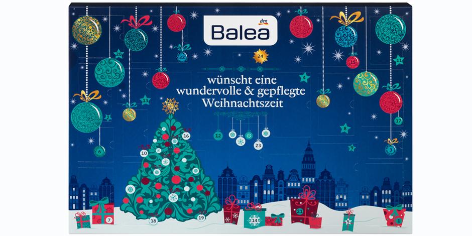 adventskalender Balea 2015
