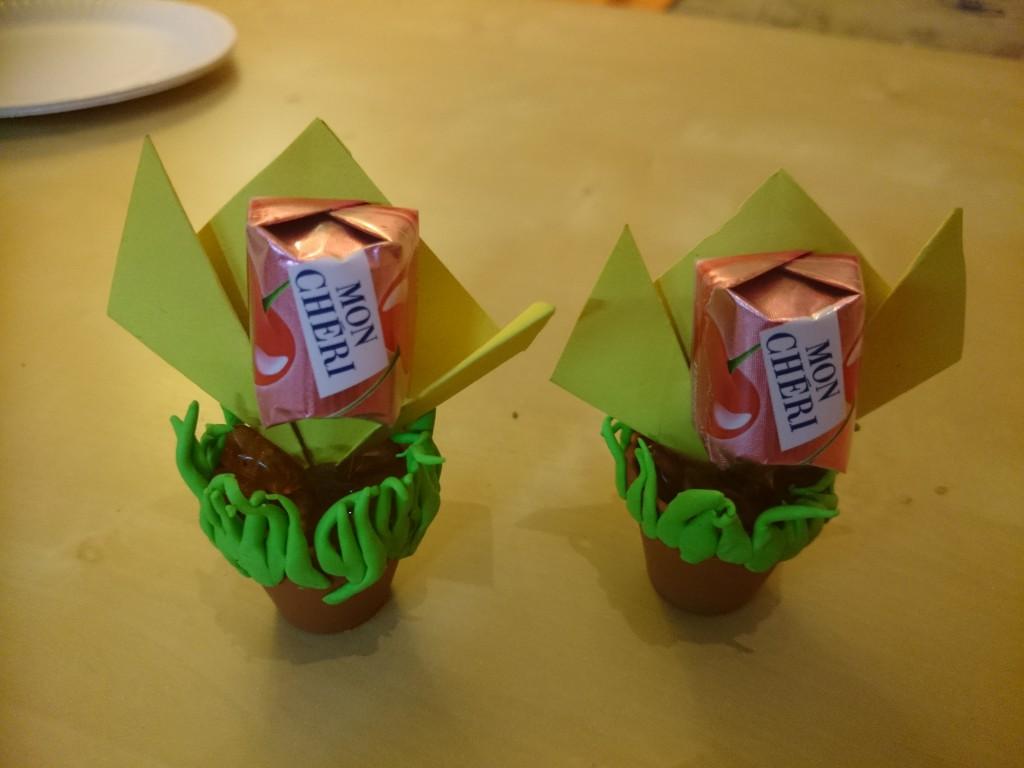 Beschwipste Tulpen