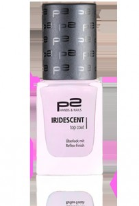 Iridescent Top Coat