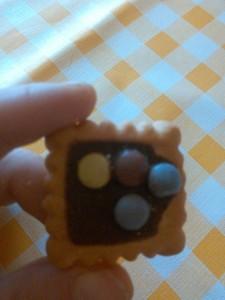 Leibniz partyfun keks