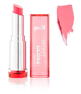 Secret gloss lipstick mit Swatch
