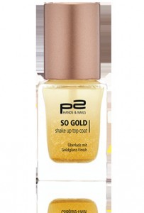 So Gold Shake Up Top Coat