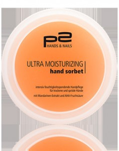 Ultra Moisturizing Hand Sorbet