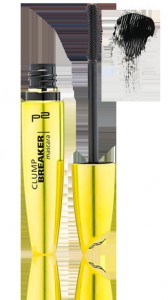 clump breaker mascara mit Swatch