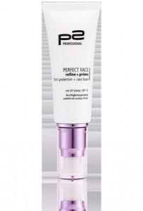 perfect face refine + prime 5in1 protection + care base