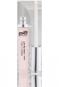 perfect lips care + shine oil