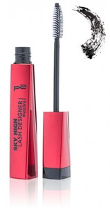 sky high lash designer mascara mit Swatch