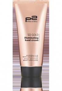 so gold illuminating hand cream