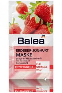 Erdbeer Maske