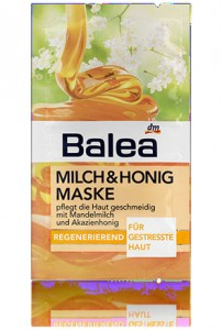 Milch_Honig_Maske