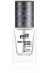 p2-Nail Polish Glow Top Coat