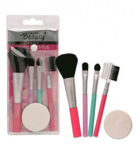 for your Beauty Professional Piselset 5 Teilig