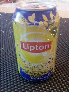 Dose Lipton Sparkling Classic