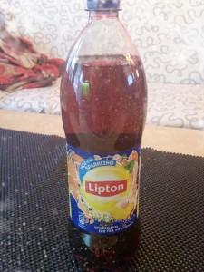 Lipton Sparkling Peach