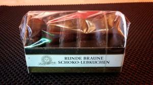Lambertz Runde Braune Schoko-Lebkuchen