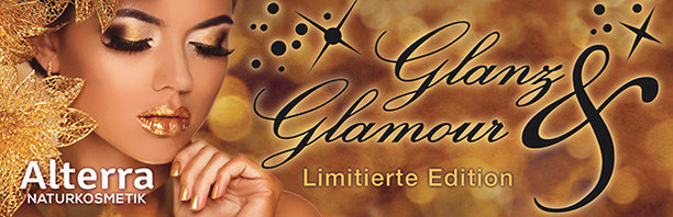 "Limitierte Edition ""Glanz & Glamour"" von Alterra header"