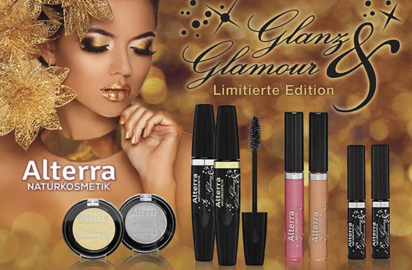 """Limitierte Edition """"Glanz & Glamour"""" von Alterra"""