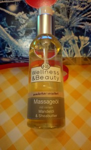 Wellness & Beauty Massageöl