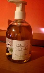 Yves Rocher  Flüssigseife Vanille