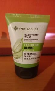 Yves Rocher  Reinigungsgel Men Fresh