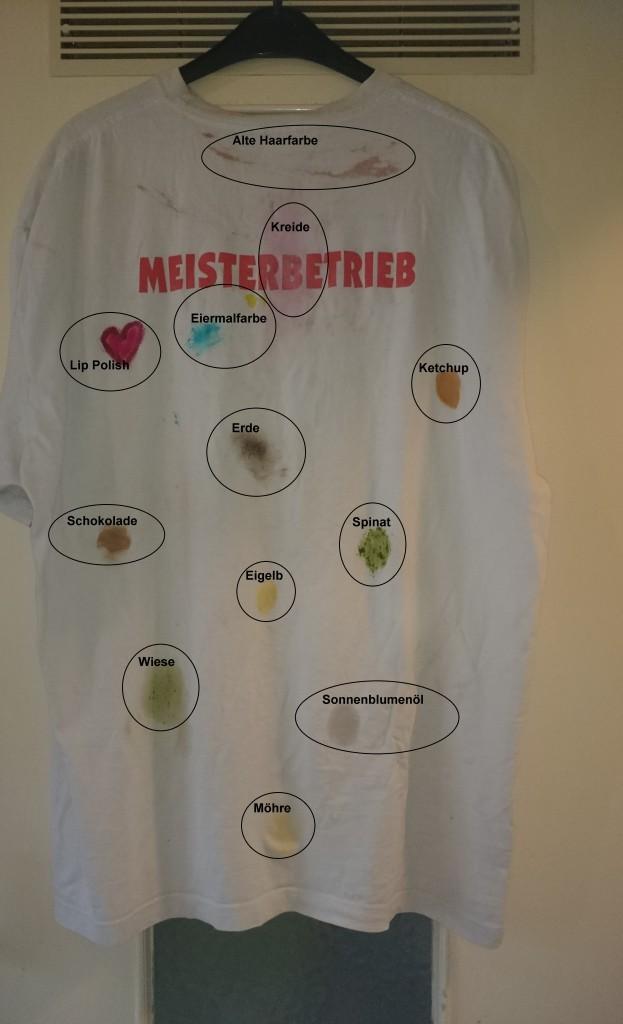 Ariel T-Shirt beschriftet