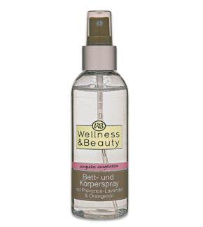Wellness & Beauty sorgenlos ausgelassen Bett- und Körperspray