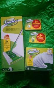 Swiffer Startpaket