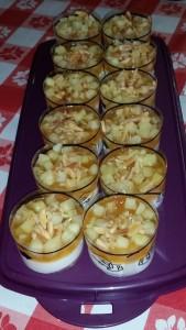 Brofrost Bratapfeltörtchen
