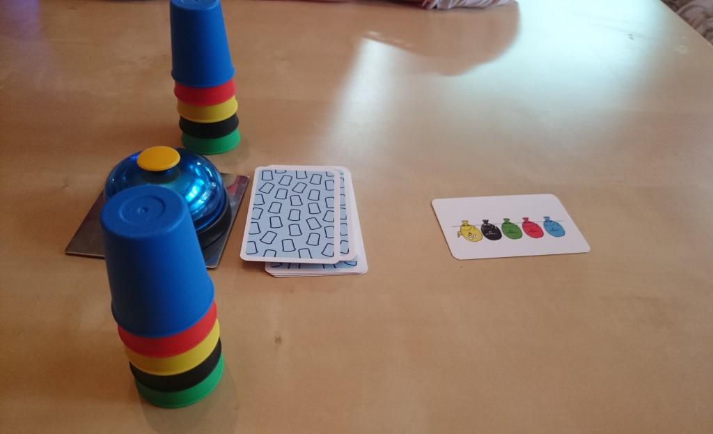 Speed Cups Spiel