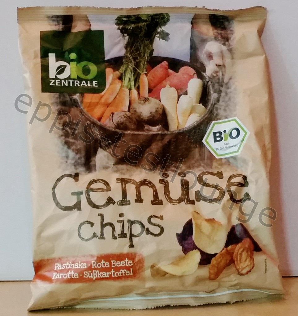 Biozentrale Gemüse Chips