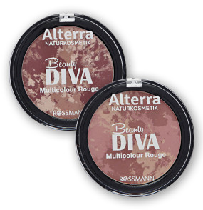Alterra Beauty Diva Multicolour Rouge