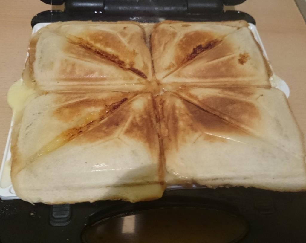 Klarstein Trinity Sandwichplatten, Hawaii Toast
