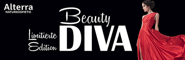 Limitierte Edition Beauty Diva von Alterra Naturkosmetik.