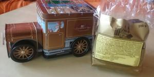 Spezi Haus Lebkuchen-Express mit Spieluhr