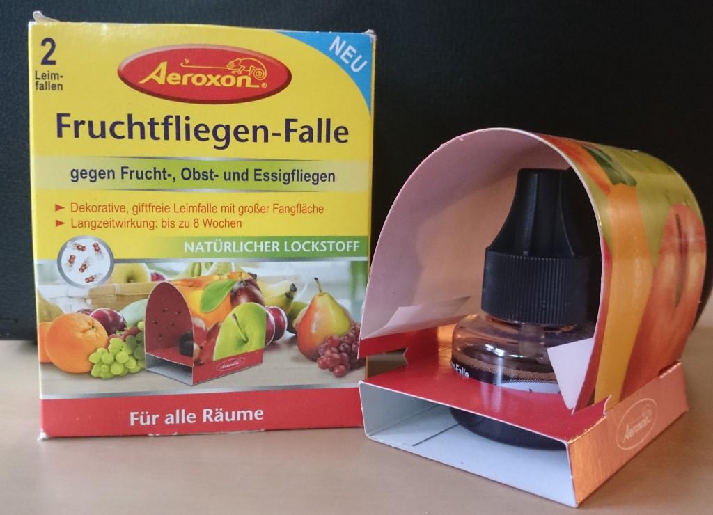 Aeroxon Fruchtfliegen Falle