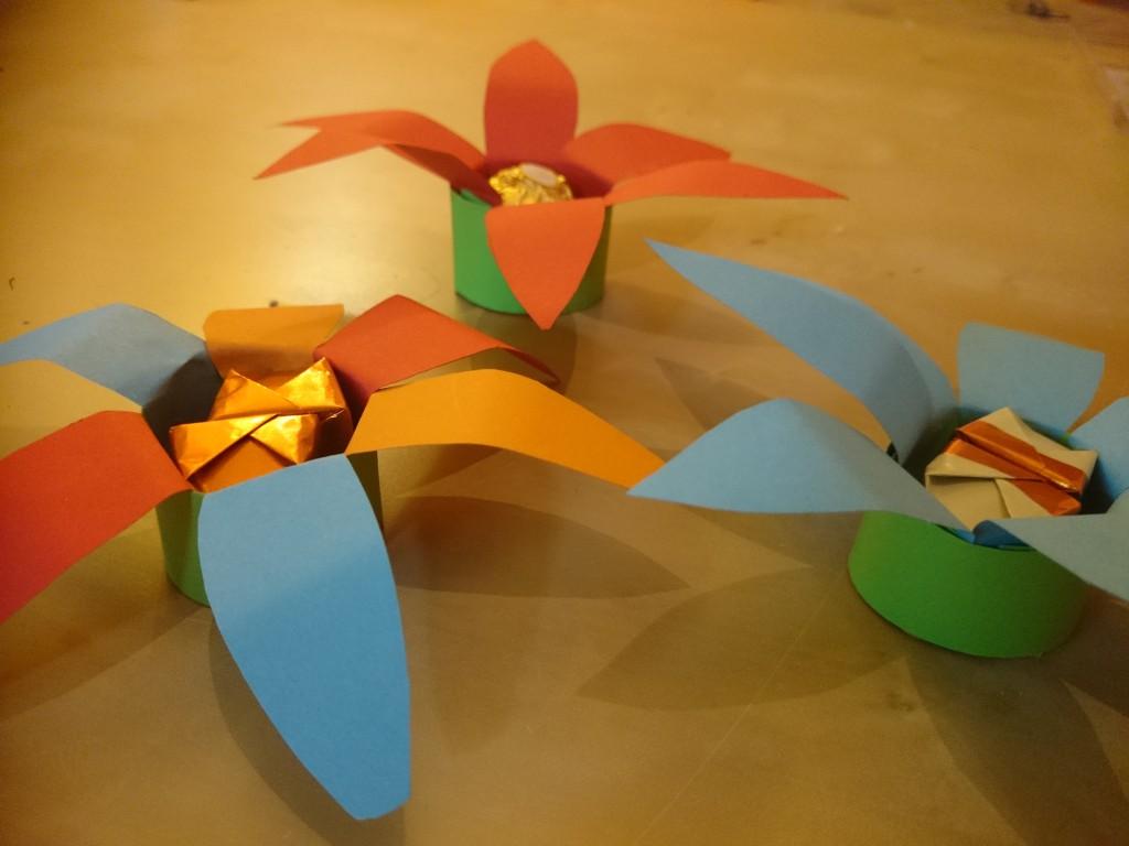 Gefüllte Blüten seite
