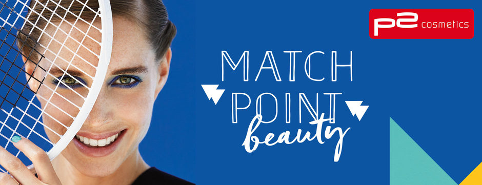 p2 Cosmetics Match Point beauty