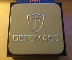 Detomaso Metalldose