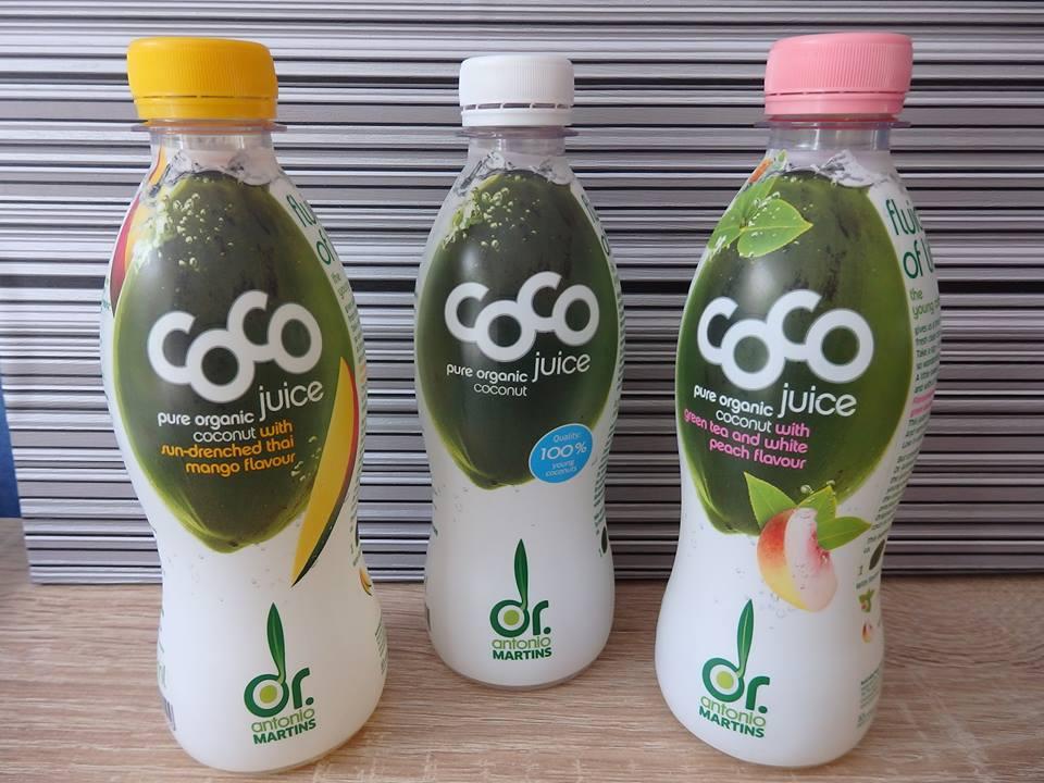 Coco Juice 3 Sorten