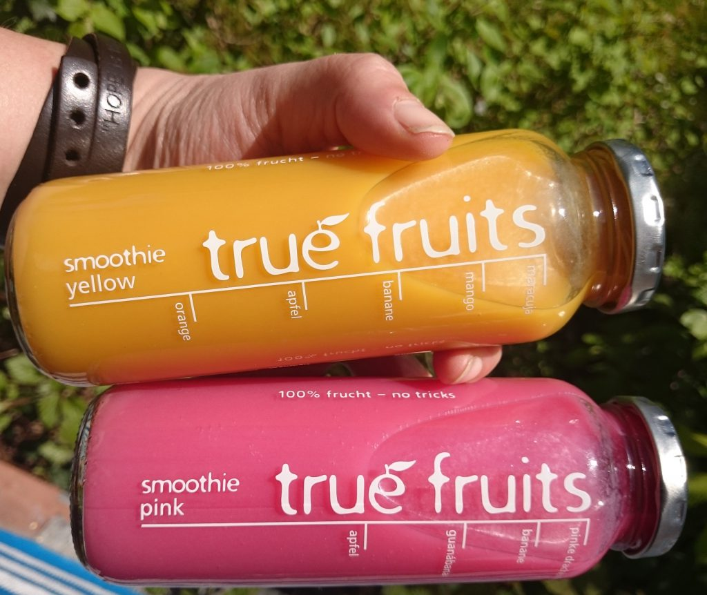 True Fruits Smoothie von Frucht24