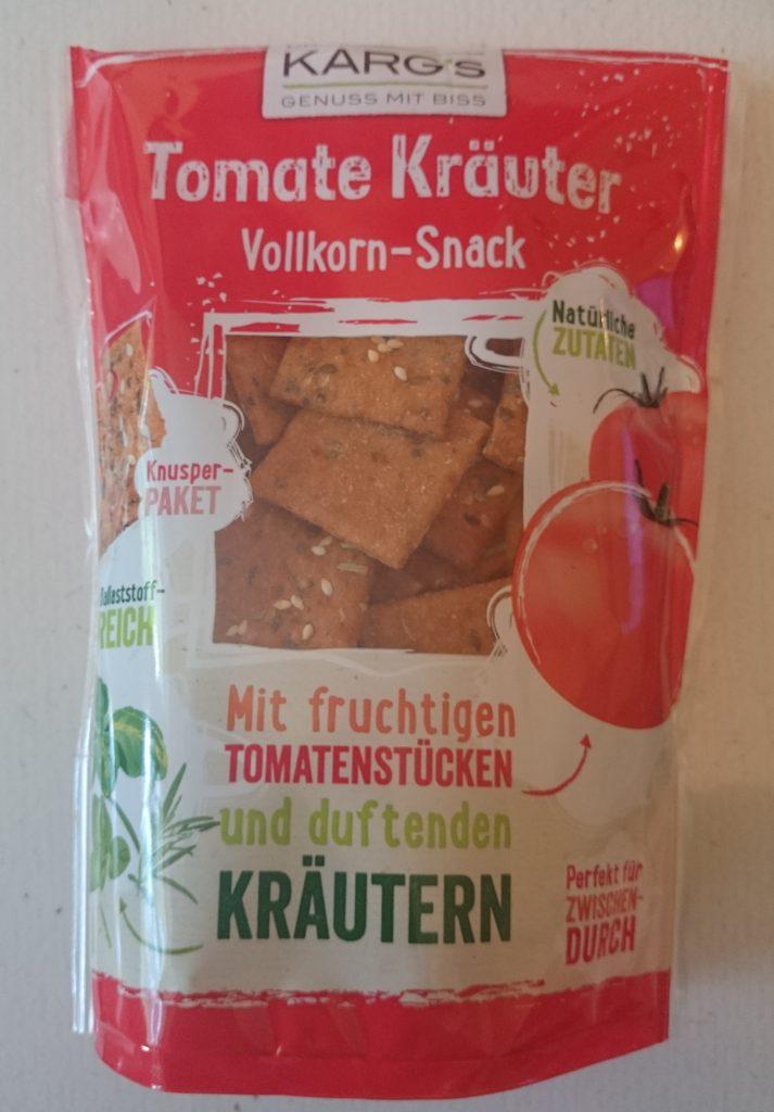 Dr. Kargs Vollkorn Snack Toamte Käuter
